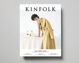 Kinfolk magasin Nr 25